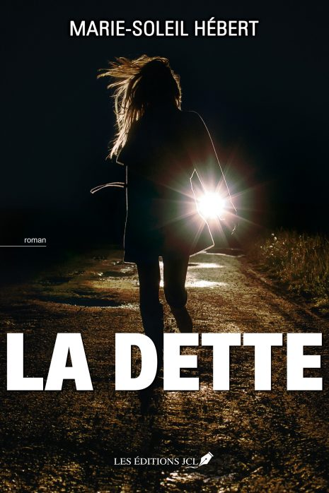 La dette par Marie-Soleil Hébert - Couvverture